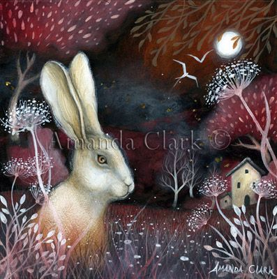 Ruby Fields by Amanda Clark