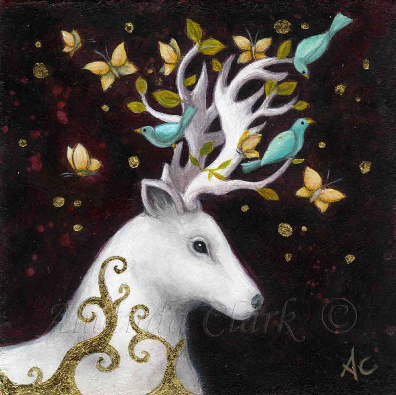 The Stag and the Bluebirds (2019) - Amanda Clark