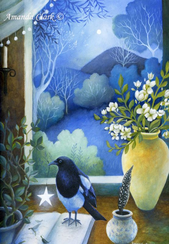 A Star to Light Your Way - Amanda Clark Artist