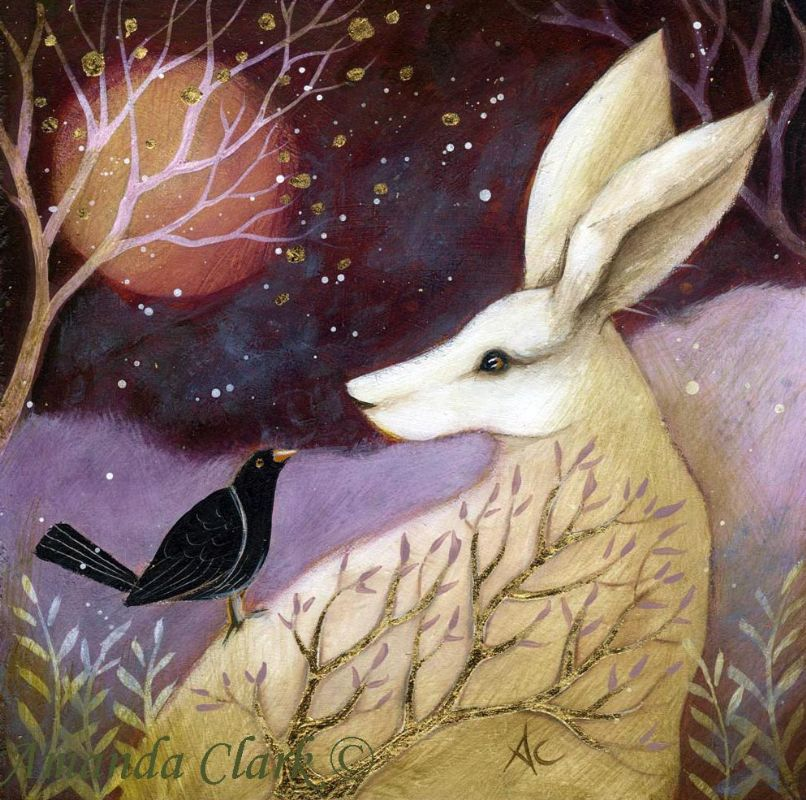 Between Friends - Amanda Clark