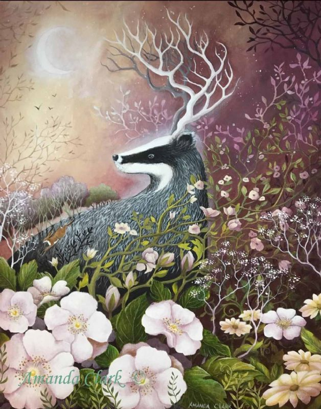Dawn Light - Amanda Clark