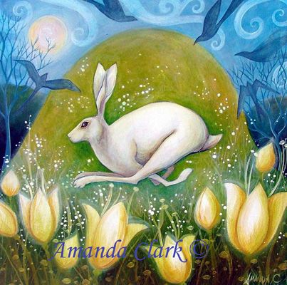 Morning Dew - Amanda Clark Artist