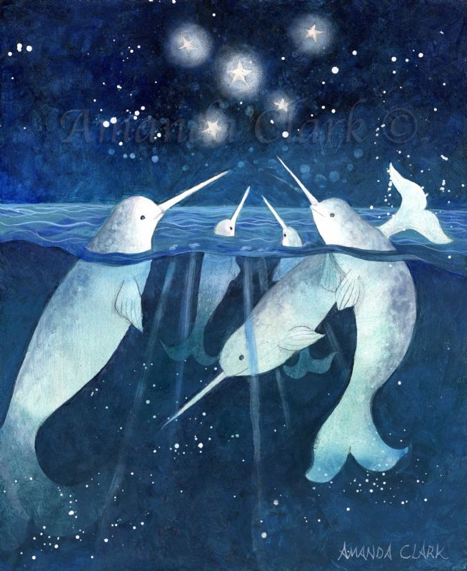 The Narwhals (2020) - Amanda Clark