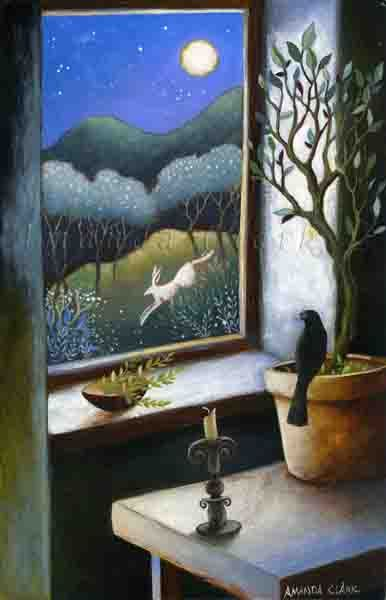 Room with a View - Amanda Clark Artist