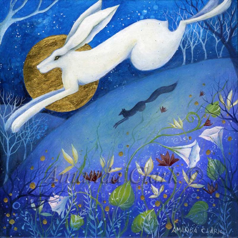 Shadow and Light (2016) - Amanda Clark Artist
