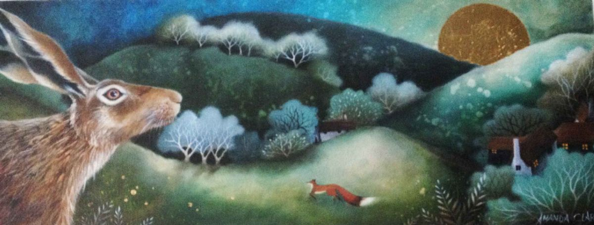 The Lookout - Amanda Clark Artist
