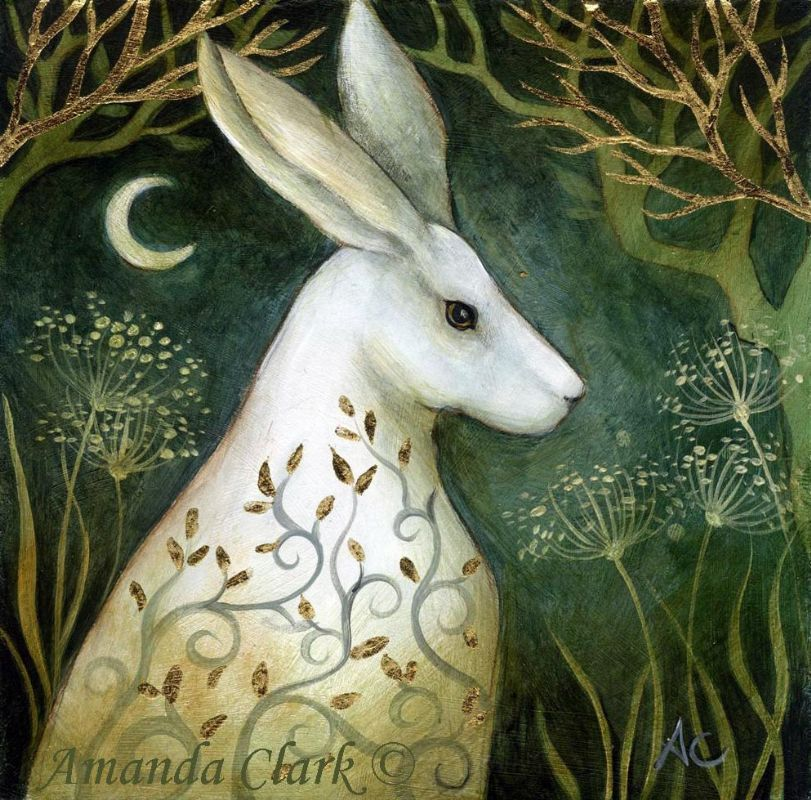 The Quiet Night - Amanda Clark